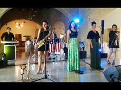 Band for Wedding Ceremony Italy, Corporate Events, Private Party, New Ye...