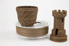 CorkFill : un filament pour imprimantes 3D à base de liège !