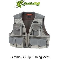 Best Vest for Fly Fishing 2019 - Buyers Guide and Comparison Fishing Vest, Fishing Knots, Fishing Life, Walleye Fishing, Carp Fishing, Ice Fishing, Fishing Tackle, Fly Fishing For Beginners, Fishing Tricks