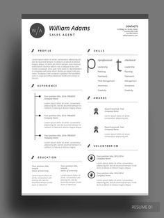 CENTONE RESUME  Get this amazing resume template that comes with FREE References and FREE Cover Letter. Then, go out and get the job you truly deserve.