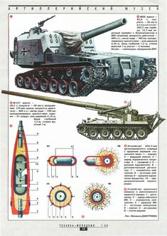 Техника - молодёжи 1999-01, страница 31 Military Weapons, Military Art, Military History, Military Aircraft, Army Vehicles, Armored Vehicles, Tank Destroyer, Naval History, Armored Fighting Vehicle