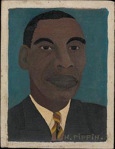 Horace Pippin | Self-Portrait II | The Met