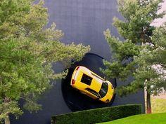 Autostadt, Wolfsburg, Germany (Lamborghini Pavilion)