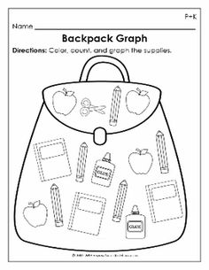 Back To School Coloring Page by Innovative Teacher #fun