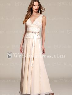 mother of the bride dresses- my mom would rock this dress