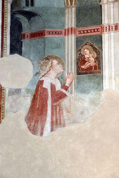 Pietro nelli san lorenzo affresco oratorio di santa for Bagno a ripoli matrimonio