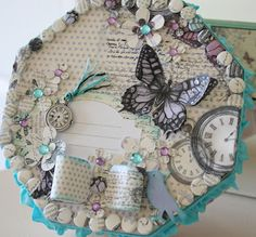 Craftwork Cards Blog - Time Flies Project