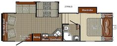 New Yellowstone RV Canyon Trail 27FRLD SLT Fifth Wheel for Sale | Review Rate Compare Floorplans - RVingPlanet