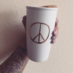 Starbucks Peace cup (rare) New in box. Hard to find Starbucks Other