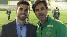 Filho de Caio Jr. desabafa e critica nova direção Chapecoense após jogo