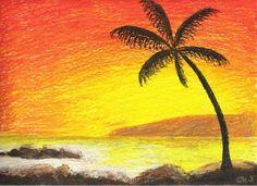 oil pastel techniques- http://www.juliannakunstler.com ...