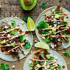 Carnita #Tacos #recipe via Cooks with Cocktails http://www.yummly.com/recipe/Carnita-Tacos-1312172
