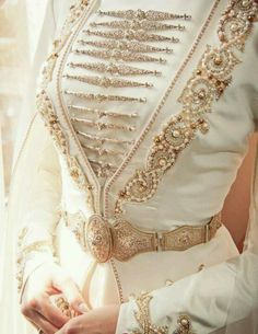 Steampunk wedding gown or jacket?