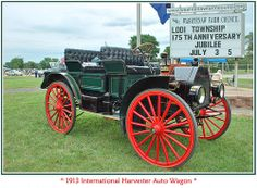 International Harvester Woodwn Wagon | Recent Photos The Commons Getty Collection Galleries World Map App ...