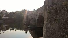 The oldest bridge in czech republic. Build in 13. centrury. Písek.
