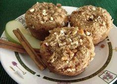 Buttermilk Apple Muffins