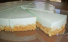 Waldmeister - Philadelphia - Torte (Rezept mit Bild)   Chefkoch.de