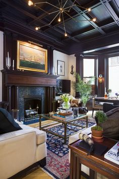 Home Tour: An Architectural Gem with a Collected Interior - Home Tour - Lonny