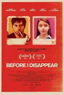 Before I Disappear (2014)--Fun fact! The little girl is currently the voice of Dora the Explorer.