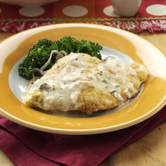 Lemon Sage chicken- delicious, the kids loved the chicken but not the sauce but we did!