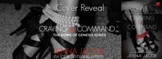 EskieMama & Dragon Lady Reads: Cover Reveal: Craving His Command by Jenna Jacob