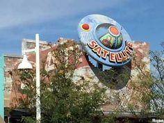 Albuquerque, NM - UFO Crashed at Coffee Shop