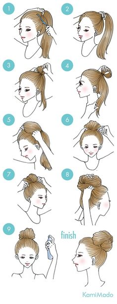 Easy ☆ elegant Audrey Hepburn style up style - with illustrations]