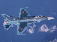 """toocatsoriginals: """" JASDF Mitsubishi F-2A """""""