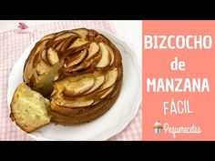Bizcocho de manzana. Este bizcocho de manzana es especialmente jugoso y suave gracias a la manzana. ¡No dejéis de probar este bizcocho de manzana, os va a gustar! Mousse, Ale, Cheesecake, Food And Drink, Cooking Recipes, Chocolate, Breakfast, Desserts, Sweets