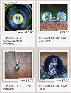 [DEAL] 25% Off Hoot Owl Jewelry & SweeTea Crystals with Free Shipping via Moxie Luxe | Closet of Free Samples