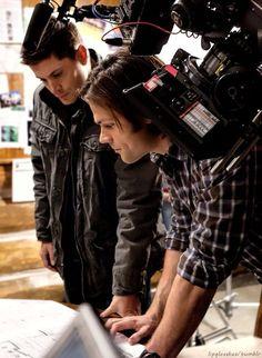 Supernatural - Behind the Scenes