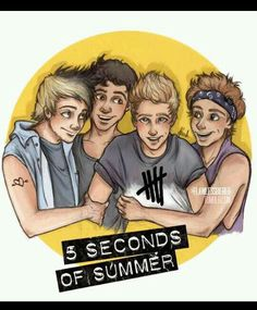 5 Seconds Of Summer, 5sos Cartoon, 5sos Drawing, Lyric Drawings, 5sos Fan Art, Itslopez, 5sos Memes, Dibujos Cute, Michael Clifford