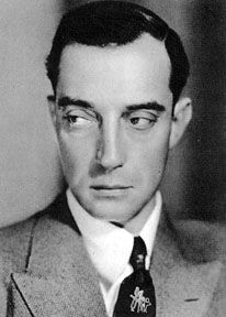 Buster Keaton  AKA Joseph Frank Keaton VI    Born: 4-Oct-1895  Birthplace: Piqua, KS  Died: 1-Feb-1966  Location of death: Los Angeles, CA  Cause of death: Cancer - Lung