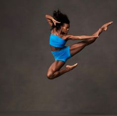 Alvin Ailey American Dance Theater; Photo by Andrew Eccles