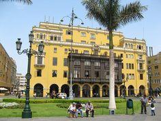 Lima, Peru. Can not wait!!