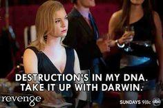 #Revenge - Emily Thorne
