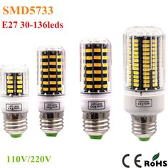 High Luminous E27 E14  5733 SMD LED Corn Bulb 220V 3W 4W 5W 6W 7W 10W Spotlight LED Lamp Candle Light For home Lighting #electronicsprojects #electronicsdiy #electronicsgadgets #electronicsdisplay #electronicscircuit #electronicsengineering #electronicsdesign #electronicsorganization #electronicsworkbench #electronicsfor men #electronicshacks #electronicaelectronics #electronicsworkshop #appleelectronics #coolelectronics