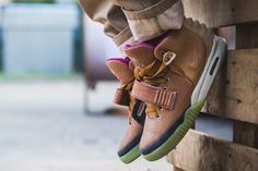 Air Yeezy 1 x Nike Air Yeezy 2 Custom by Maggi