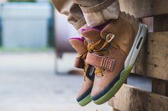 Air Yeezy 1 x Nike Air Yeezy 2 Custom by Maggi