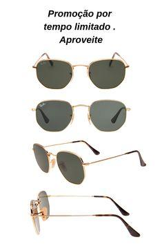 b591a5dbc 10 sensacionais imagens de Óculos de sol   Sunglasses, Ray ban glasses e  Accessories