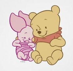 Baby Piglet and Pooh