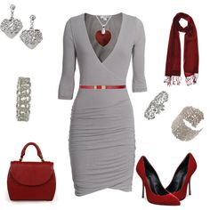 This is a lil dressy for my taste, but only because I couldn't make the skin tight thing work...lol