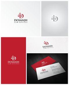 Dosanjh Law Office. Nice logo. #inspiration #logo #design