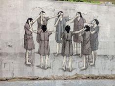 erasmusgeografiaehistoria: ARTE CALLEJERO EN VALENCIA I .STREET ART IN VALENCIA I .NIVEL A-2