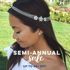 Refresh your jewelry box with our #semiannualsale, now through 7/31! www.chloeandisabel.com/boutique/samhurd
