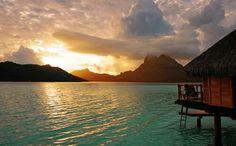Sunrise/Tahitian Style