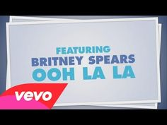 Britney Spears Lanza video con letra de 'Ooh La La'   Britney Spears - Ooh La La (From The Smurfs 2) [lyric]