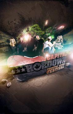 Capital Hoedown by Demen1
