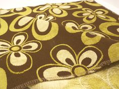 """The #Peacock #Collection  Sonnet  Pear   #Fabric Sample  27"""" x 25""""   61% Viscose, 22% Polyester, 17% Cotton                          + FREE SAMPLES!!! #fabric #supplies #spring #sonnet #floral #quarter #sample #collection #fabricsamples10 #pear #peacock #quilt"""