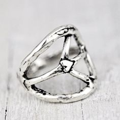 Hey, I found this really awesome Etsy listing at https://www.etsy.com/listing/95355197/long-peace-sign-ring-boho-jewelry-peace